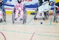 Boccia league gets underway in Tehran