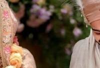 ازدواج بازیگر زن مشهور با آقای ورزشکار رکورد لایک را شکست/عکس