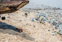 کثیفترین ساحل دنیا+عکس