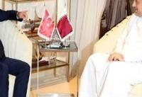 گفتوگوی تلفنی وزرای دفاع قطر و ترکیه