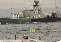 Iranian warship test-fires long-range cruise missile amid drills