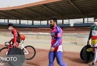 وضعیت دوچرخه سواری ایران زیر گرد و خاک اهواز