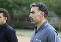 محمود فکری: هنوز با هیچ تیم لیگ برتری صحبت نکردهام