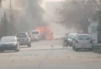 انفجار و درگیری در جلال آباد افغانستان