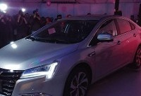 رونمایی از خودروی جدید تایوانی در اصفهان (+عكس)