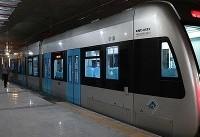 کاهش مجدد فاصله حرکت قطارها در خطوط یک و دو