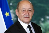 France's Le Drian: EU must consider Iran's missiles, regional role