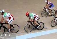 ترکیب تیم ملی دوچرخه سواری سرعت برای مسابقات آسیایی