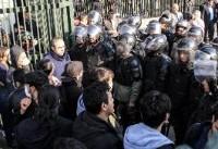 Iranian protester dies in police custody
