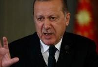 اردوغان: ترکیه عملاً عملیات زمینی در عفرین سوریه را آغاز کرده است