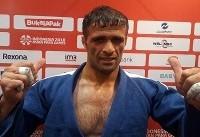 جودوکار ایران قهرمان شد/ طلای بیست و ششم به دست آمد