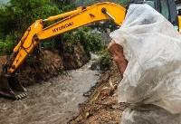 امداد رسانی به ٩١٠٠نفر در ۱۸ استان سیل زده/ استفاده از بالگرد برای امداد رسانی