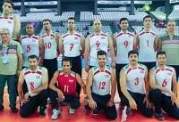 تیم ملی والیبال نشسته مردان ایران قهرمان پاراآسیایی ۲۰۱۸ شد