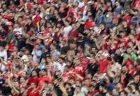 هفته فوتبالی در شبکه ۳/ «نود» پخش نمی شود