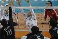 تیم ملی والیبال نشسته بانوان نایب قهرمان شد/ تداوم درخشش بانوان شطرنجباز