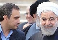 روحانی درگذشت والده معاون ارتباطات و اطلاعرسانی دفتر رئیس جمهور را ...