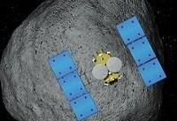 فرود فضاپیمای ژاپنی به سیارک ریوگو به تعویق افتاد