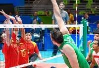 تیم والیبال نشسته مردان ایران مقتدرانه قهرمان شد