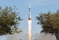 Astronauts make emergency landing after Russian rocket carrying them to International Space ...
