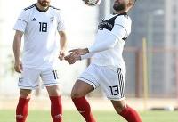 خوشحالم در تیم ملی ایران هستم/ مهاجمان خوبی داریم