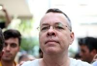 Freed pastor Brunson leaves Turkey, due in U.S. Saturday