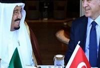 گفتگوی تلفنی ملک سلمان و اردوغان درباره پرونده خاشقجی