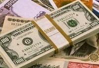 قیمت خرید دلار و یورو در بانکها | مقایسه با نرخ خرید بانکها در هفته گذشته
