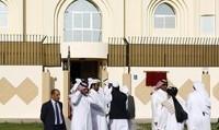 دیدار نماینده آمریکا در امور افغانستان با طالبان در قطر و رهبران دولت ...