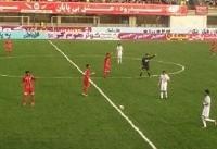 زمان بازی سپیدرود رشت - ذوب آهن اصفهان در لیگ برتر تغییر کرد