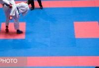 تهدید داوران و اخلال در مسابقات کاراته در شیراز