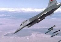 بمباران مواضع پ ک ک در شمال عراق توسط ارتش ترکیه