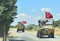 عملیات گشت زنی مشترک آمریکا و ترکیه در Â«منبج» سوریه آغاز می شود