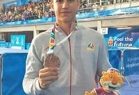 المپیک ۲۰۱۸ جوانان؛ بهلولزاده اولین مدال ژیمناستیک در المپیک را به نام خود کرد