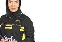 بانوی ایرانی، فینال فوتسال المپیک جوانان را قضاوت میکند