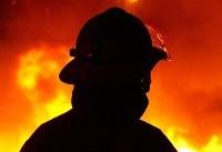 حریق و انفجار در سمنان ۱۷ نفر را راهی بیمارستان کرد