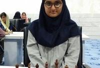 شطرنجباز آلمانی حریف نماینده ایران در مسابقات زنان جهان شد