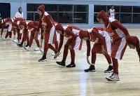 برگزاری دور جدید اردوهای تیم ملی بسکتبال دختران زیر ۱۸ سال