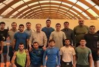 ترکیب تیم کشتی فرنگی آذربایجان مشخص شد