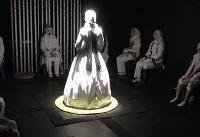 ویدئو / تئاتری با هنرمندی یک قربانی اسیدپاشی