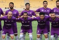 پیروزی کارون و توقف شاهین بوشهر در هفته هشتم لیگ دسته یک فوتبال