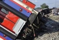 دهها کشته و زخمی در حادثه خروج قطار از ریل در مراکش