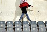 دیدار تیم های فوتبال ایران و بولیوی (عکس)