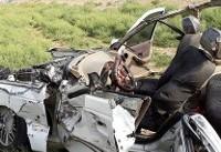 تصادف در محور کرج - کندوان