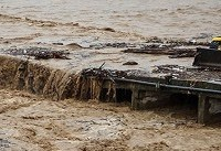 هشدار آب گرفتگی معابر و سیلابی شدن رودخانهها + فیلم