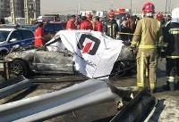مرگ ۸۶ نفر از عابران پیاده در تصادفات رانندگی / ساری رکورد زد