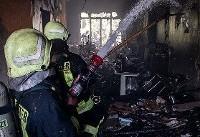پایان عملیات امداد رسانی در حادثه انفجار شهرک صنعتی /انتقال ۲۲نفر به بیمارستان