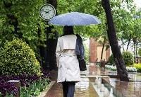 کاهش ۴ درجهای هوای تهران/ بارشهای قابل توجه در استانهای شمالی