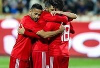تصاویر | دیدار تیمهای ملی فوتبال ایران و بولیوی
