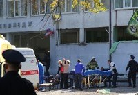A Student Gunman Killed 17 and Injured 40 at a Vocational College in Crimea, Russian Officials Say