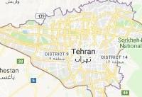 نقشه سه بعدی از تهران تهیه میشود